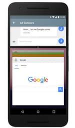 Android 7 0 nougat les nouveaut s d j connues jdn for Multi fenetre android