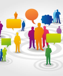 échanger avec ses collègues et ses pairs facilite les orientations à donner à sa