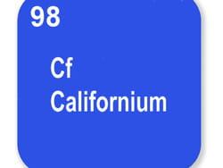 le numéro atomique du californium.