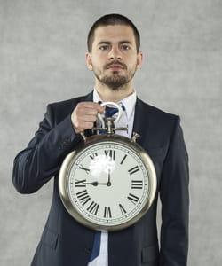 ni trop vite, ni trop lentement, il faut trouver le bon timing.