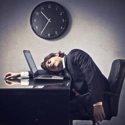 vous n'êtes jamais suffisamment productif.