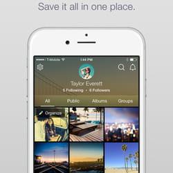 l'appli incontournable pour partager vos photos.