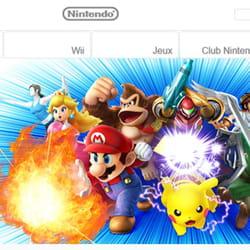 les héros des jeux vidéo nintendo.