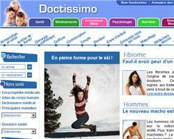 le site doctissimo.fr appartient désormais au pôle média du groupe lagardère.
