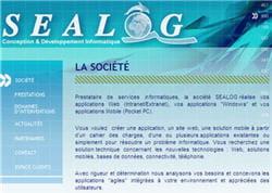 sealog propose une plate-forme d'achat de produits locaux.