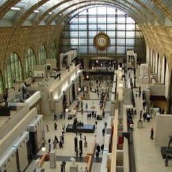 le musée d'orsay.