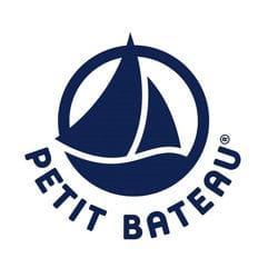 le logo complet de la marque de vêtements pour enfants petit bateau