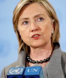 hillary clinton est la 5e femme la plus puissante du monde.