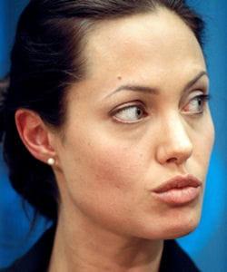 angelina jolieest la21e femme la plus puissante du monde