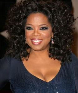 oprah winfrey est la 3e femme la plus puissante du monde.