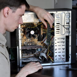 il y aura toujours besoin de réparateurs.