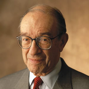 alan greenspan.