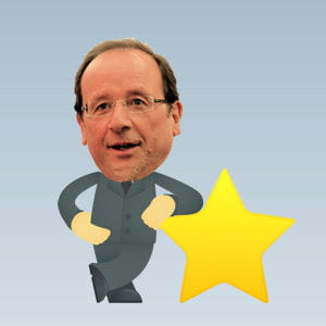 françois hollande a toujours cru à son destin présidentiel.