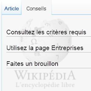 rien ne sert de se précipiter dans la rédaction. wikipédia ne tolère pas