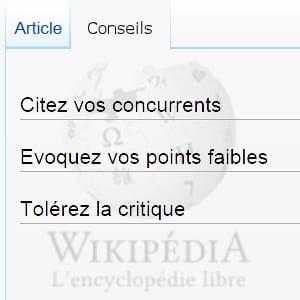 masquer la verité sur wikipédia n'échappe pas à l'oeil des modérateurs.