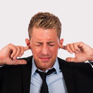 le bruit est la première source de nuisance en open space.