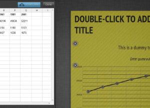 infogr.am permet de créer des infographies esthétiquesen ligne.