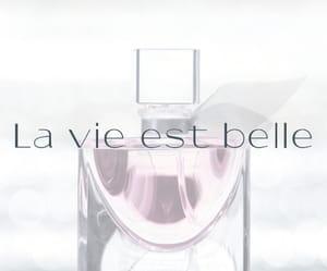 le parfum la vie est belle.