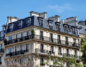 les biens immobiliers peuvent rapidement faire monter le montant du patrimoine.