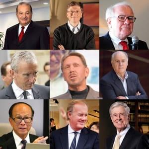 lequel est l'homme le plus riche du mondeselon forbes?
