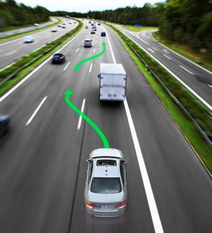 grâce aux capteurs, radars et caméras dont elles seront équipées, les voitures