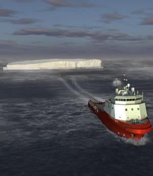 l'expédition devrait démarrer au large de terre-neuve, en 2014.