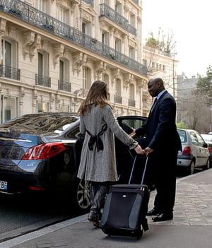 les véhicules de tourisme avec chauffeur fixent le prix de la course à l'avance.