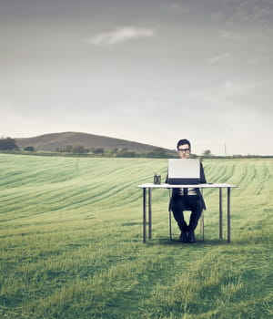 imaginer son environnement permettra de travailler efficacement.