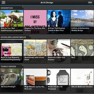pulse est un agrégateur de contenus pour suivre l'actualité.