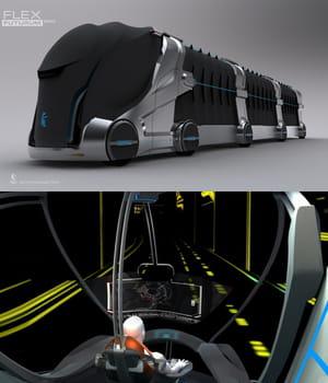 kamaz le camion qui s 39 agrandit 12 concepts pour le. Black Bedroom Furniture Sets. Home Design Ideas