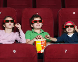 les moins de 14 ans bénéficient d'un tarif unique au cinéma.