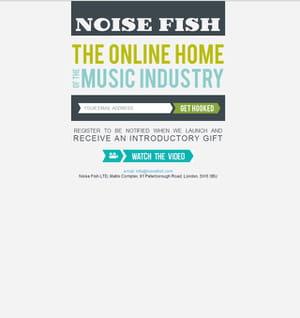 noise fish connecte producteurs et artistes.