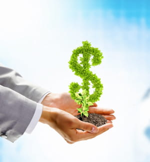 les dollars investis aujourd'hui pourraient faire des petits.