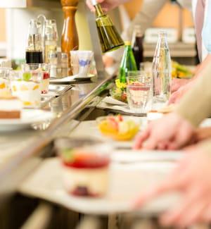 le britannique compass est le numéro un mondial de la restauration collective