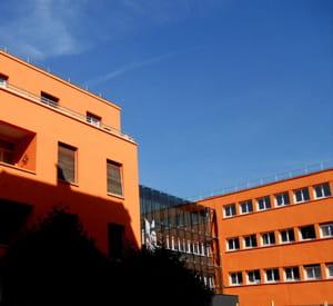 le lycée martin luther king, à asnières-sur-seine.