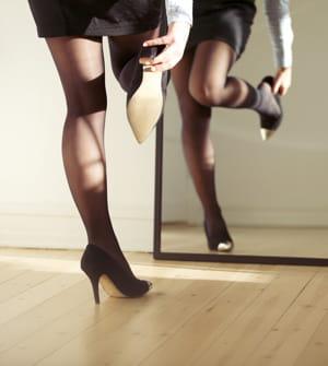 les chaussures à talons hauts sont inconfortables et mauvaises pour votre santé.