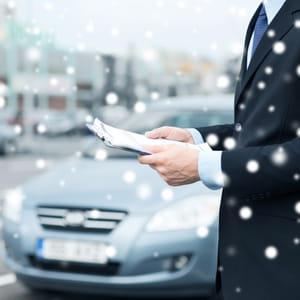plus facile de négocier le prix de sa voiture en fin d'année quand les