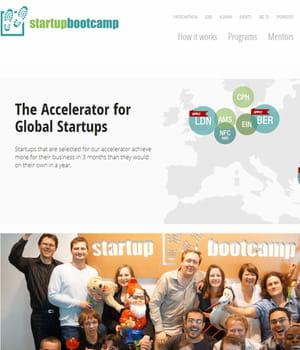 startupbootcamp prend une participation de 8% dans les start-up.