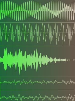 le risque de parasitage entre deux appareils émettant à des fréquences trop