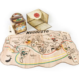 les jeux de ludeki sont vendus dans des magasins équitables et bios.