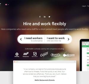 goworkabit organise le travail de courte durée.