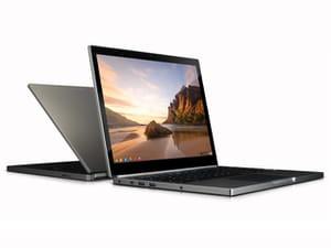 le chromebook pixel est commercialisé par google.