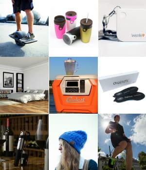 certaines de ces inventions devraient s'arracher ces prochains mois.