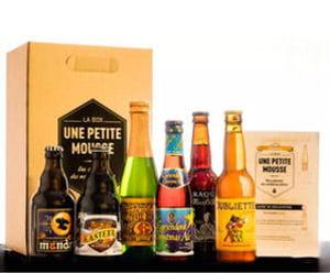 une petite mousse sélectionne des bières chaque mois.