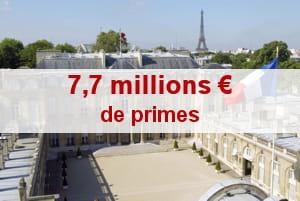 un montant en augmentation de 24,1% selon le député socialiste rené dosière.