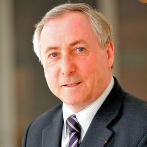 <b>Jean-Marie</b> Sander, président de la FNCA. - 453891-jean-marie-sander-suit-la-voie-royale-au-credit-agricole