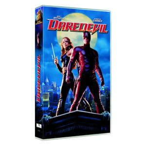 le pochette du dvd du film daredevil.