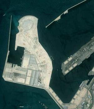 le réaménagement du port rashid de dubai a été reporté.