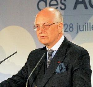 l'influence d'amaury de sèze couvre un quart des entreprises du cac 40.