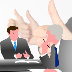 lors de l'entretien, il faut aborder les sujets en profondeur, y compris si cela